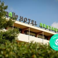 Campanile Hotel & Restaurant Vlaardingen, hotel in Vlaardingen