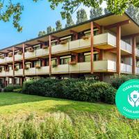 Campanile Hotel & Restaurant Leeuwarden, hotel di Leeuwarden