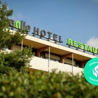 Campanile Hotel & Restaurant Gouda, hotel in Gouda