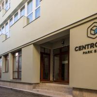 Centrooms Park Eger, hotel in Eger