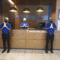 Hotel Polo Max Jabalpur, hotel in Jabalpur