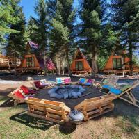 Bude Mestia cottages, Hotel in Mestia