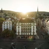 Savoy Baur en Ville, отель в Цюрихе