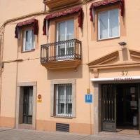 Hotel Dora, hotel en Plasencia