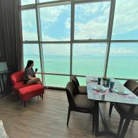 MagHome at Maritime Sea View 2BR Duplex 海天一色高楼美景房