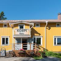 Korpi Bistro & Guesthouse, hotelli Enonkoskella
