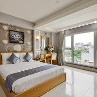 Lucky Star Hotel 146 Nguyen Trai, hotel em Ho Chi Minh
