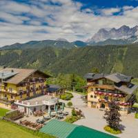 Burgfellnerhof - Adults Only, hotel v Schladmingu