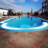 База отдыха, отель в Каролино-Бугазе