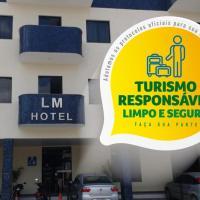 Hotel LM, отель в городе Santo Estêvão
