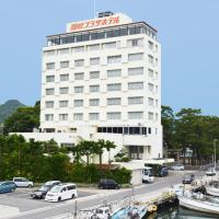 Oki Plaza Hotel, hotel in Okinoshima