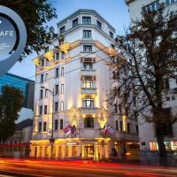 Mercure Belgrade Excelsior, hotell Belgradis
