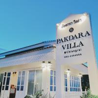 Pakdara Villa, Hotel in Chiang Rai