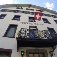 Hotel Post Cunter Biancardi