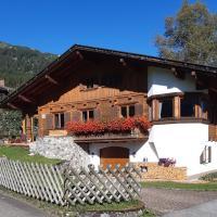 Ferienhaus Alpsteig, hotel in Schattwald