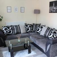 Salford Media City Home with Free Parking