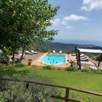 Poggio San Nicola Residenza Rurale, hotel a Tortorella