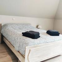 Volledige etage in Diksmuide (2slaapk + 1badk)