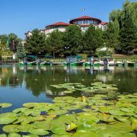 New Egreta Resort, hotel in Dunavăţu de Jos
