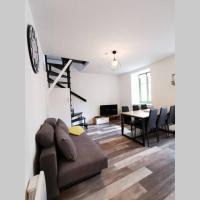 Joli appartement, Dol de Bretagne, Mont-Saint-Michel