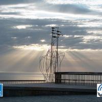 Vistas 180º al mar/puesta de sol/Free Wifi-parking