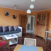 Ebenerdige 2-Zimmer-Wohnung、Arnsgereuthのホテル