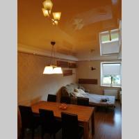 Viesnīca Two story apartment with a sauna Divu stāvu apartaments ar saunu 3 guļamistabas Kandavā