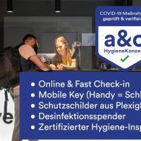a&o Frankfurt Ostend, viešbutis Frankfurte prie Maino