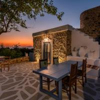 The Aegean blue country house Old Milos