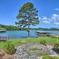 Hiawassee Haven on Lake Chatuge with Boat Slip, hotel in Hiawassee
