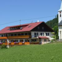 Bed & Breakfast Jungholz - Pension Katharina, hotel in Jungholz