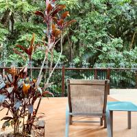 Tranquil Setting in Buderim、バデリムのホテル