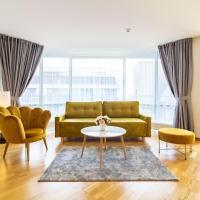 Elija Swan-Toy Apartments, viešbutis Šventojoje