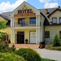Hotel Cztery Pory Roku, hotel near Rzeszów-Jasionka Airport - RZE, Głogów Małopolski