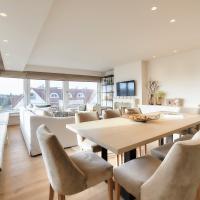 Lichtrijk luxe-appartement op toplocatie in Knokke-Heist