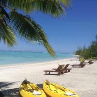 Aitutaki Seaside, hotel in Arutanga