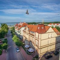 Hotel Masovia – hotel w mieście Giżycko