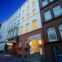 Hotel Condor, hotel en Hamburgo