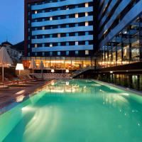 Novotel Lugano Paradiso, hotel in Lugano