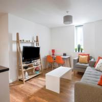 Charming Apartment in Manchester near Trafford Bar Tram Stop