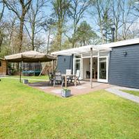 Secluded Bungalow in Laag-Soeren with Garden