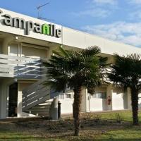 Campanile Lyon Nord - Ecully, hôtel à Écully