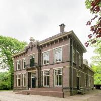 Spacious Mansion near Lake in Meppel