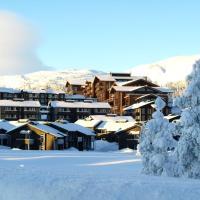 Norefjell Ski & Spa, hotel in Noresund
