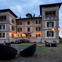 Hotel Villa La Bollina, hotell i Serravalle Scrivia
