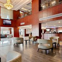 Crown Tower Hotel, hotel em Al Jubail