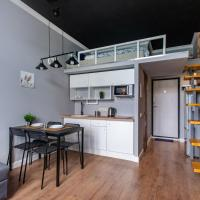 New Apartments at Gostinichnaya street