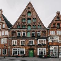 Hotel zum Heidkrug & Café Lil, Hotel in Lüneburg