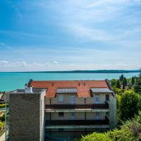 Echo Residence All Suite Hotel, hotel in Tihany