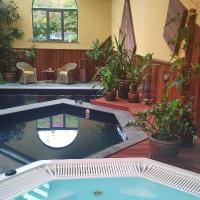 B&B Aquavert & Wellness, hotel in Tournai